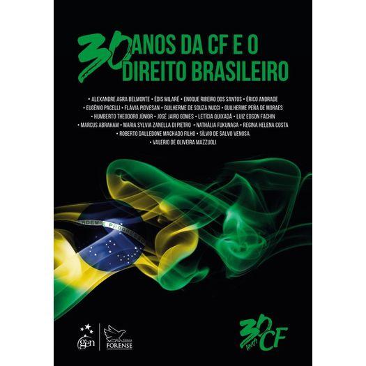 30 Anos da Cf e o Direito Brasileiro - Forense