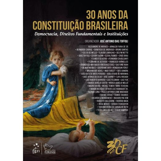 30 Anos da Constituicao Brasileira - Forense