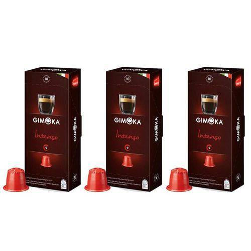 30 Cápsulas de Café para Máquinas Nespresso® - Gimoka Intenso