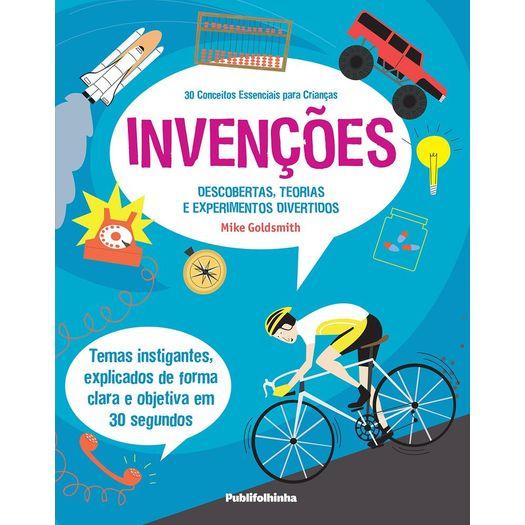 30 Conceitos Essenciais para Criancas - Invencoes - Publifolhinha