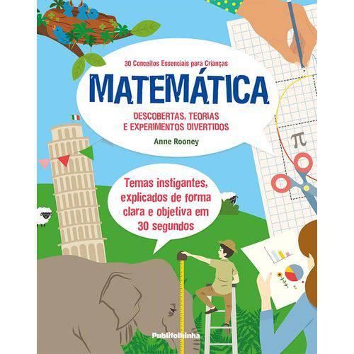 30 Conceitos Essenciais para Criancas - Matematica - Publifolha