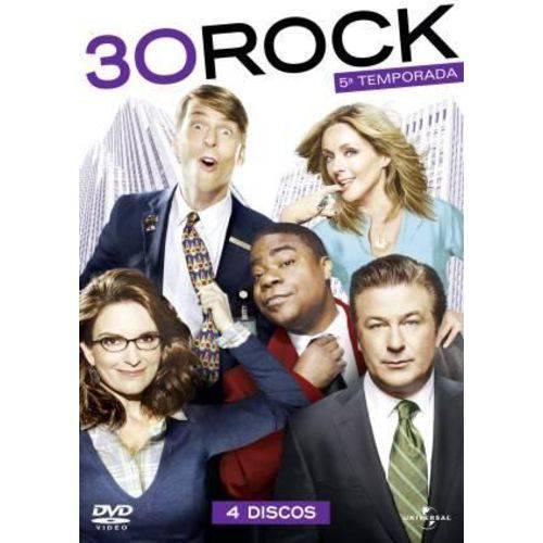 30 Rock - 5ª Temporada