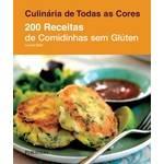 200 Receitas de Comidinhas Sem Gluten
