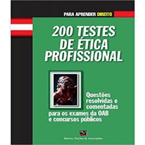 200 Testes de Etica Profissional