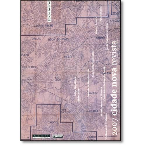 2007 Cidade Nova Revista - Nº1 - Edição Acervo