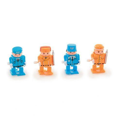 12 Brinquedos de Corda Movin Movin Soldadinhos
