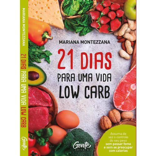 21 Dias para uma Vida Low Carb