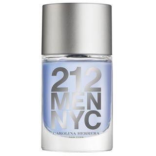 212 Men Nyc Carolina Herrera - Perfume Masculino - Eau de Toilette 30ml