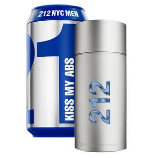 212 Men NYC Sport Collector Edition Carolina Herrera - Perfume Masculino Eau de Toilette 100ml