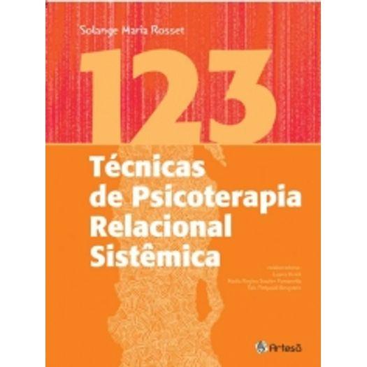 123 Tecnicas de Psicoterapia Relacional Sistemica - Artesa