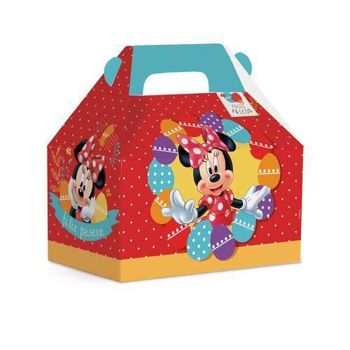 10 Caixas Maleta Kids Lembrancinha Minnie Disney M Dec.Festa