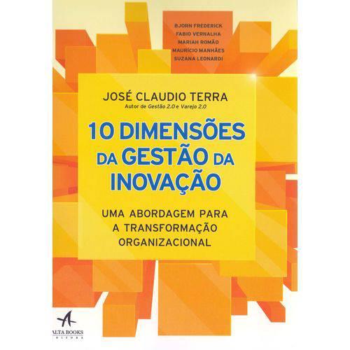 10 Dimensoes da Gestão da Inovacao