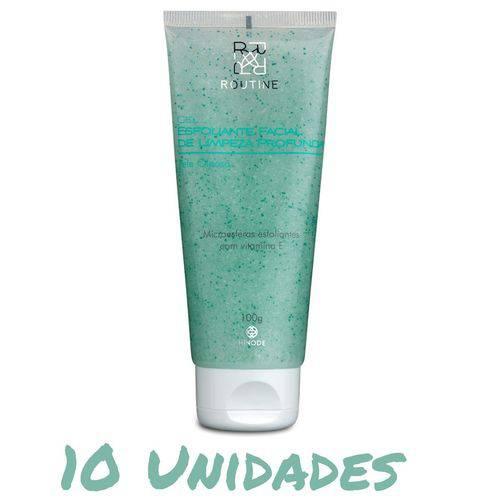 10 Esfoliante Pele Oleosa Remove Total a Oleosidade Facial Limpa e Purifica o Rosto Original