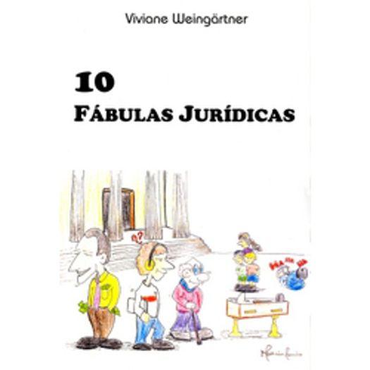 10 Fabulas Juridicas - Aut Paranaenses