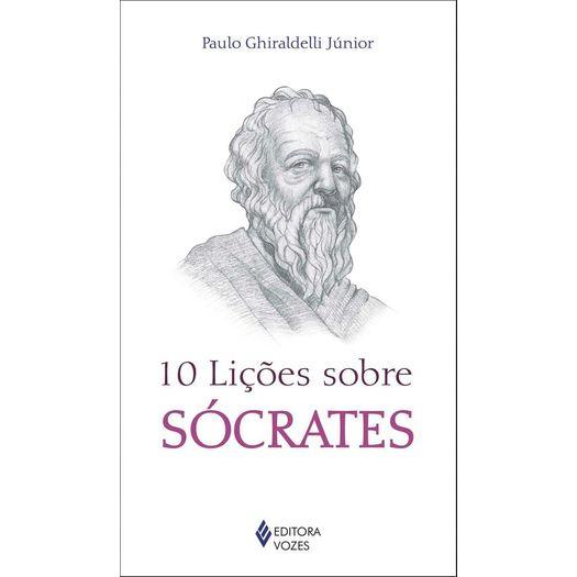 10 Licoes Sobre Socrates - Vozes