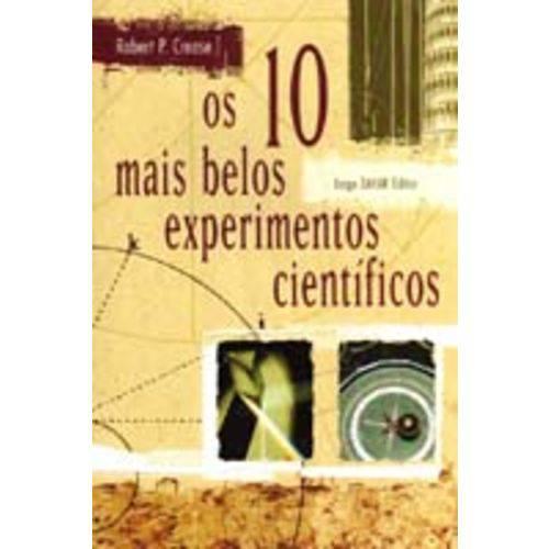 10 Mais Belos Experimentos Cientificos