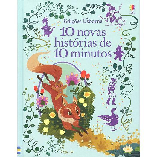 10 Novas Historias de 10 Minutos - Usborne