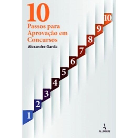 10 Passos para Aprovacao em Concursos - Alumnus