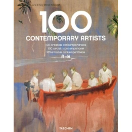 100 Contemporary Artists - 2 Vols - Taschen