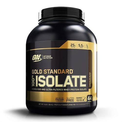 100% Isolate Gold Standard (1320g) - Optimum Nutrition