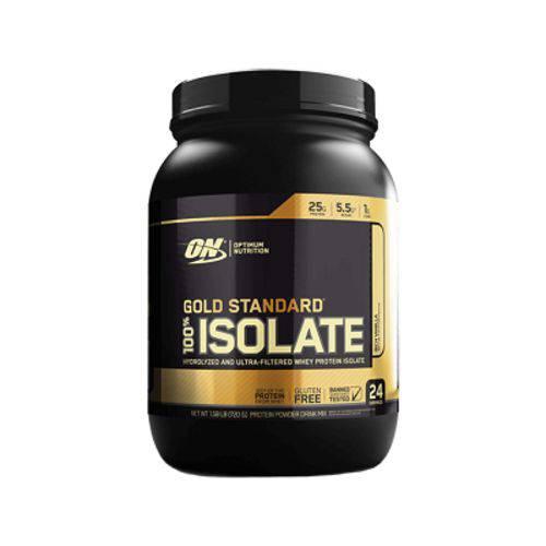 100% Isolate Gold Standard (720g) - Optimum Nutrition