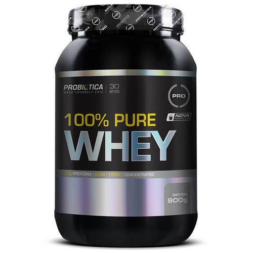 100% Pure Whey (900G) Probiotica