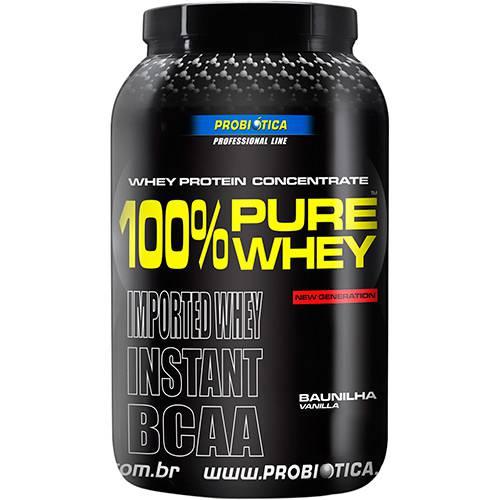 100 % Pure Whey Baunilha 900g - Probiótica