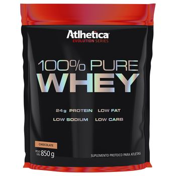 100% Pure Whey Evolution Series Chocolate 850g - Athetica Nutrition