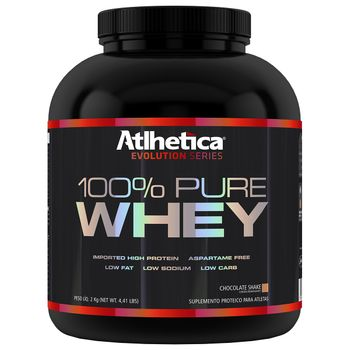 100% Pure Whey Evolution Series Chocolate 2kg - Athetica Nutrition