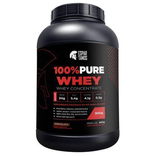 100% Pure Whey Protein 900g Espartanos