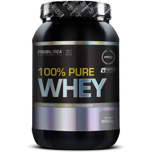100% Pure Whey Protein (900g) - Probiótica