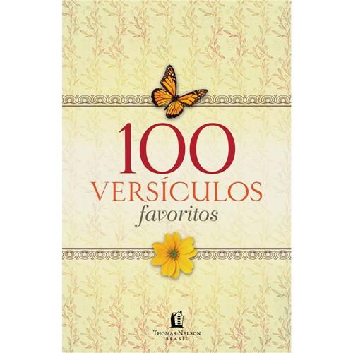 100 Versículos Favoritos