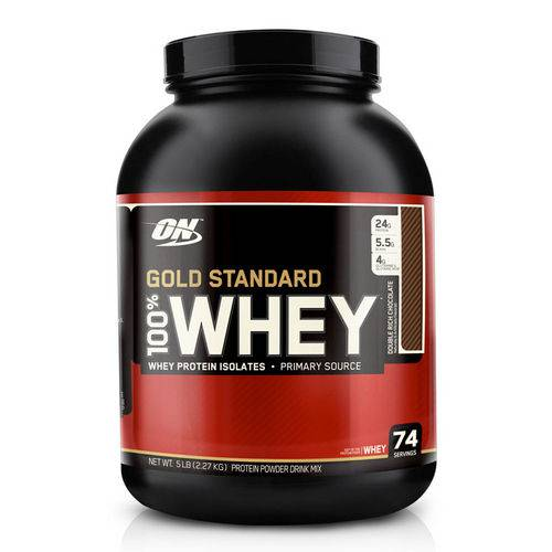 100% Whey Gold Standard Protein - Chocolate