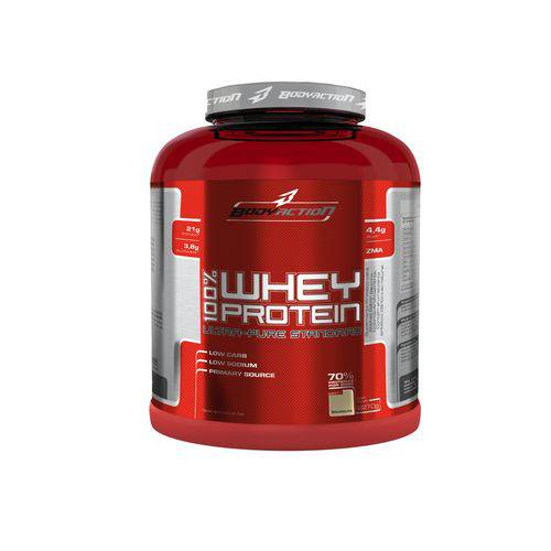 100% Whey Protein 2,27kg - Body Action