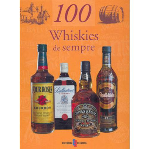 100 Whiskies de Sempre - Estampa