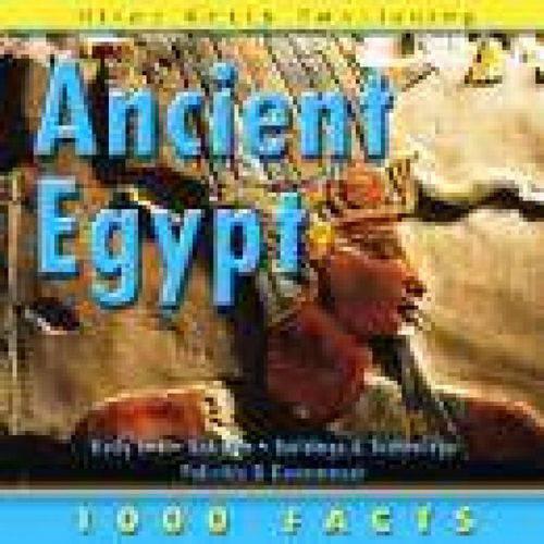 1000 Facts - Ancient Egypt - Macmillan Publishing Usa
