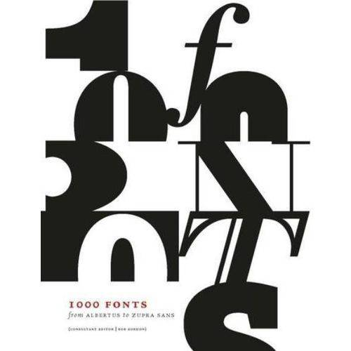 1000 Fonts - From Albertus To Zupra Sans