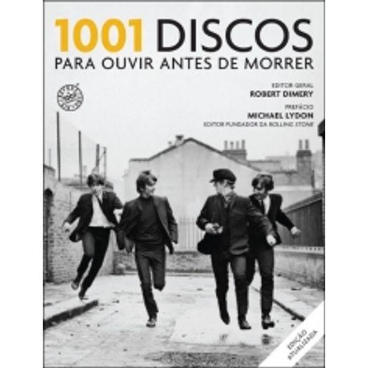 1001 Discos para Ouvir Antes de Morrer - Sextante