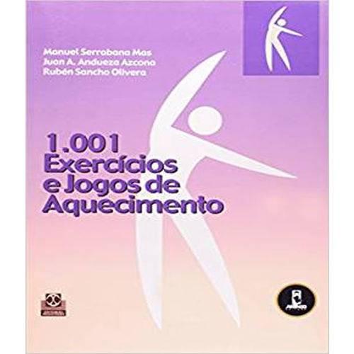 1001 Exercicios e Jogos de Aquecimento