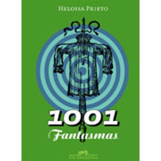 1001 Fantasmas - Cia das Letras