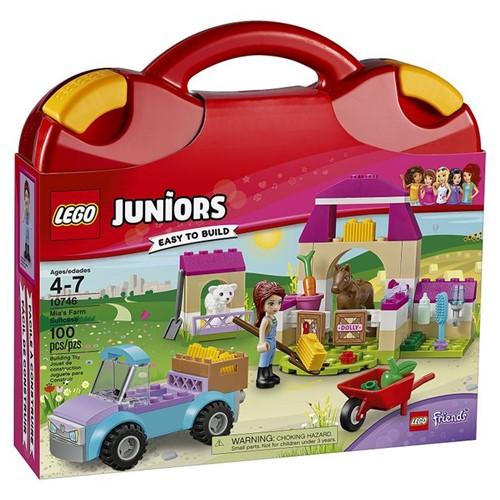 10746 Lego Juniors - Malinha da Fazenda da Mia - LEGO