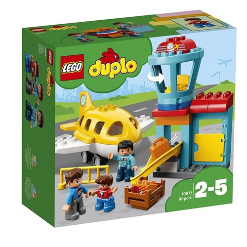 10871 Lego Duplo - Aeroporto - LEGO