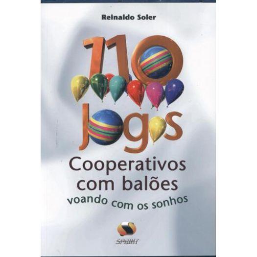 110 Jogos Cooperativos com Baloes - Sprint