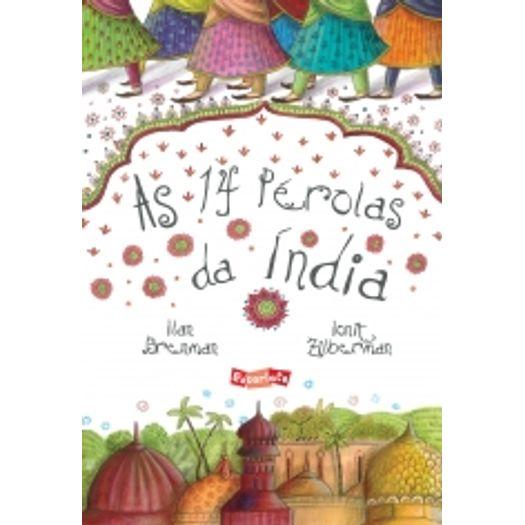 14 Perolas da India, as - Escarlate