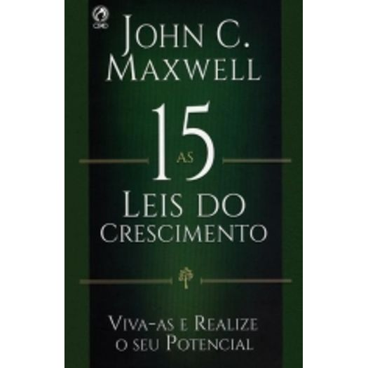 15 Leis do Crescimento, as - Cpad
