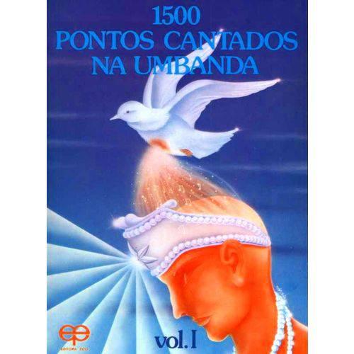 1500 Pontos Cantados na Umbanda-vol.i