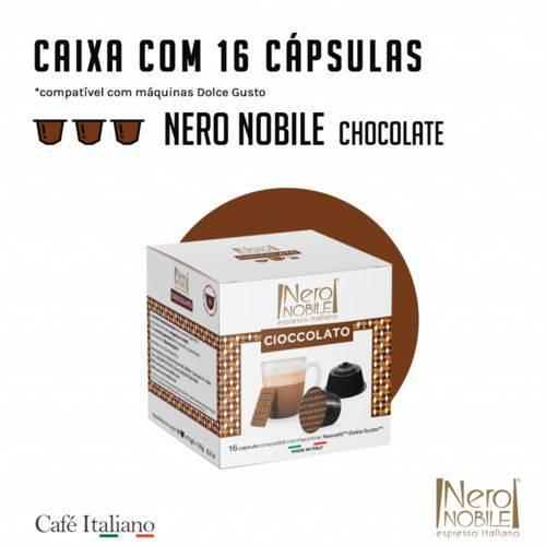 16 Cápsulas Nero Nobile Chocolate
