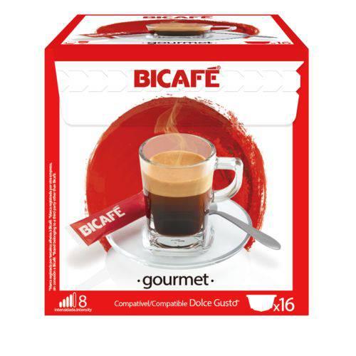 16 Cápsulas para Dolce Gusto Bicafé Gourmet