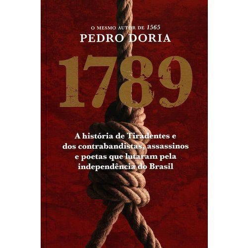 1789 - a História de Tiradentes