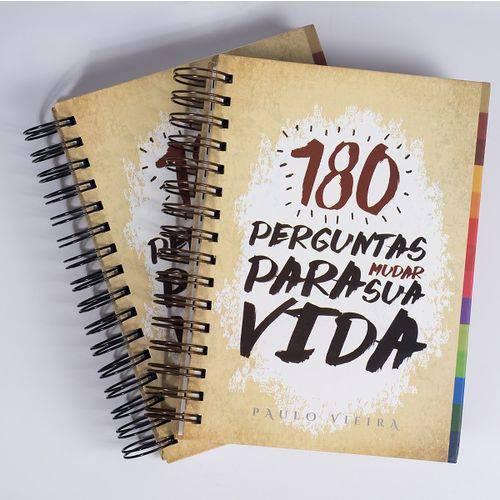 180 Perguntas para uma Vida Extraordinária